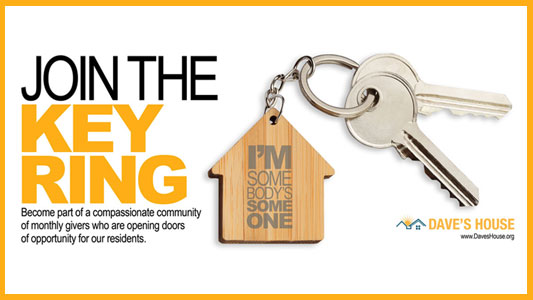 Join the Key Ring