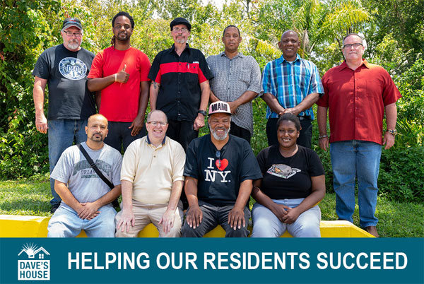helping residents succeed