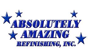 Absolutely Amazing Refinishing, Inc. logo