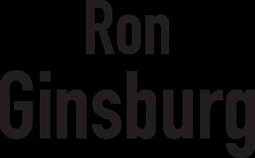 Ron Ginsburg logo