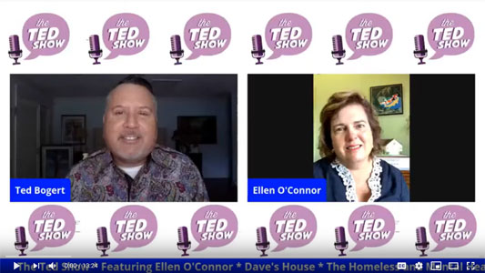 The Ted Show Featuring Ellen O'Connor