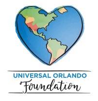 Universal Orlando Foundation logo